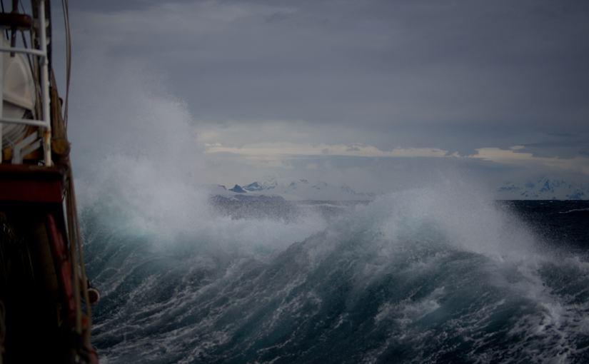 Myrskyn silmässä henkisellämerellä
